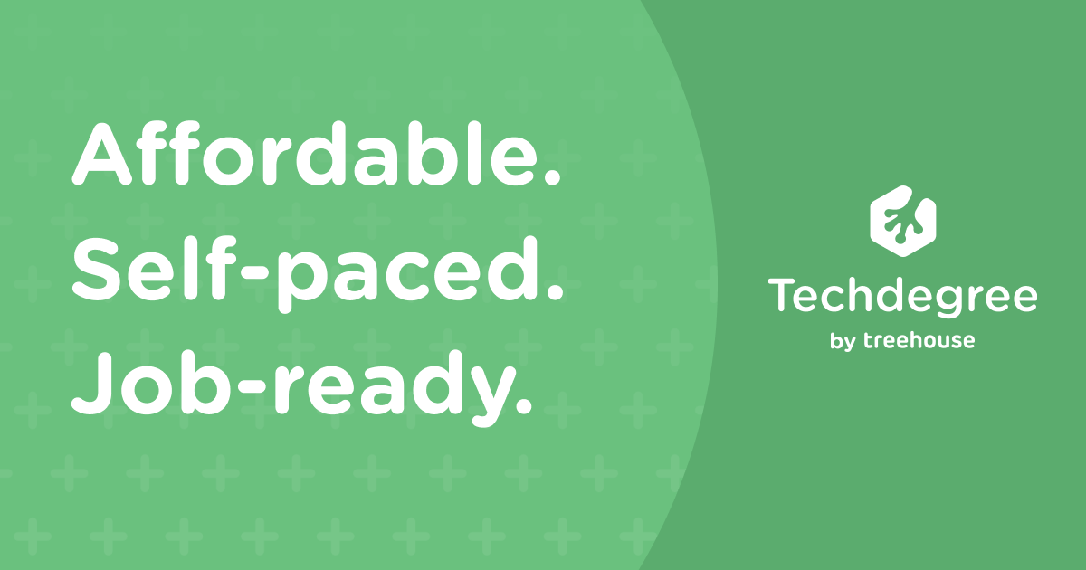 Ux Design Techdegree Online Bootcamp From Team Treehouse